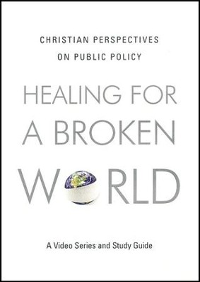 Healing For a Broken World, DVD   -