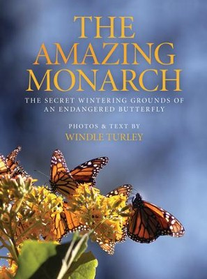 The Amazing Monarch: The Secret Wintering Grounds of an Endangered Butterfly - eBook  -     By: Windle Turley