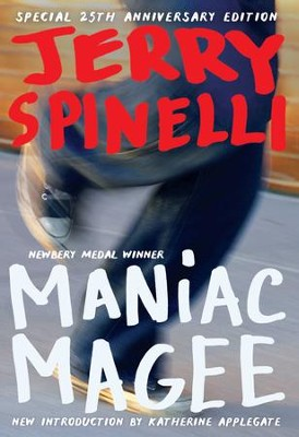 Maniac Magee - eBook  -     By: Jerry Spinelli
