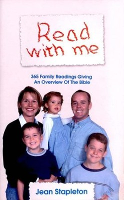 Read with Me: 365 Family Readings Giving an Overview of the Bible  -     By: Jean Stapleton