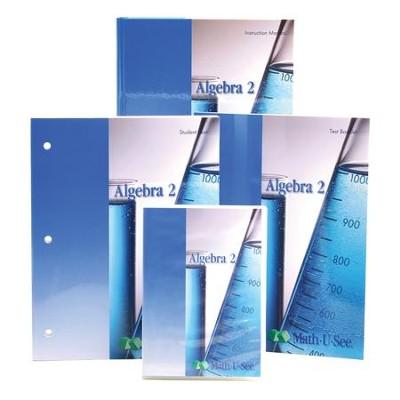 Math-U-See Algebra 2 Universal Set - Christianbook.com