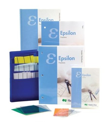 Math-U-See Epsilon Universal Set   -