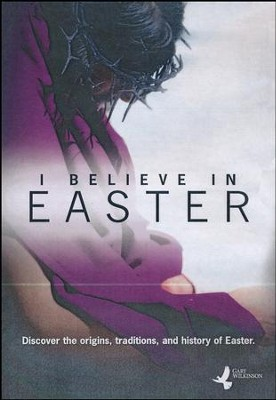 I Believe in Easter--DVD   -