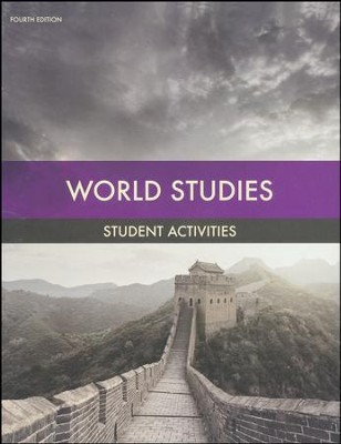 World Studies Grade 7 Student Activities Manual (4th Edition)  -