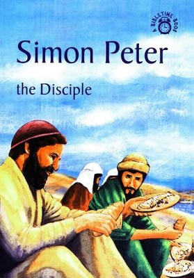 Simon Peter-The Disciple: A Bibletime Book   -     By: Carine MacKenzie