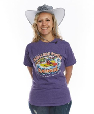 Rolling River Rampage: Leader T-Shirt, 2X-Large  -
