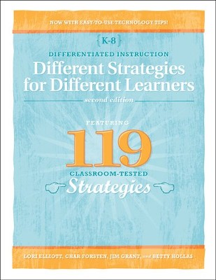 Differentiated Instruction - 2nd Edition  -     By: Char Forsten, Betty Hollas, Lori Elliott