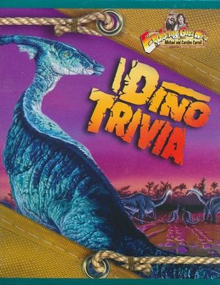 Dino Trivia Card Game (Dinosaurs: a Product Line of  Epic Proportions)  -     By: Michael Carroll, Caroline Carroll