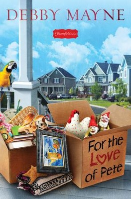 For the Love of Pete - eBook  -     By: Debby Mayne