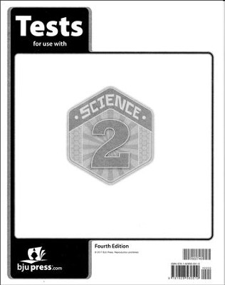 Science Grade 2 Tests (4th Edition)   -