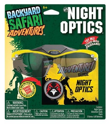 Back Yard Safari Night Optics   -