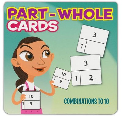 Part Whole Cards  -
