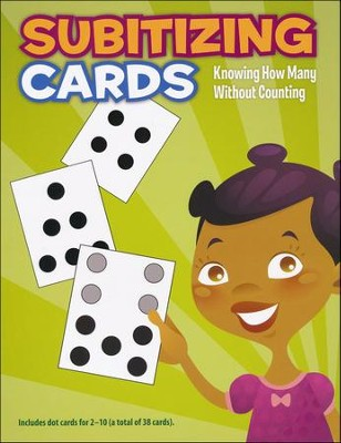 Subitizing Cards   -