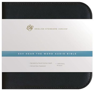 ESV Hear the Word Audio Bible (MP3)
