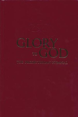 Glory to God (Red Pew Edition, Presbyterian)  -     By: Presbyterian Publishing