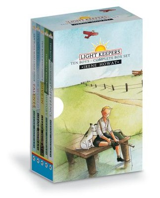 Light Keepers: Ten Boys Who... 5-Volume Boxed Set   -     By: Irene Howat