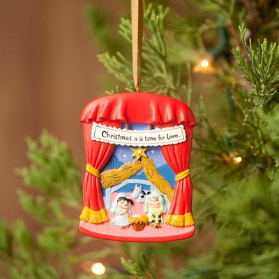 Peanuts, Nativity Ornament  -