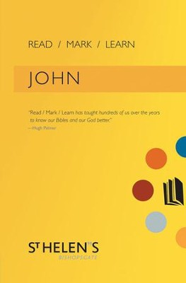 Read/Mark/Learn: John  -     By: St. Helen's Bishopsgate