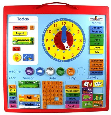 All About Today Jumbo Board  -