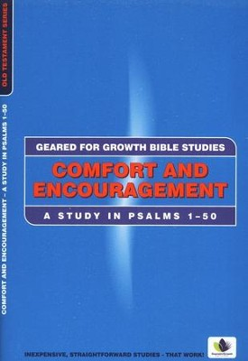 Comfort and Encouragement: A Study in Psalms 1 - 50  -     By: Rev. Graham Trice