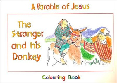 The Stranger And His Donkey: Book 1  -     By: Carine MacKenzie