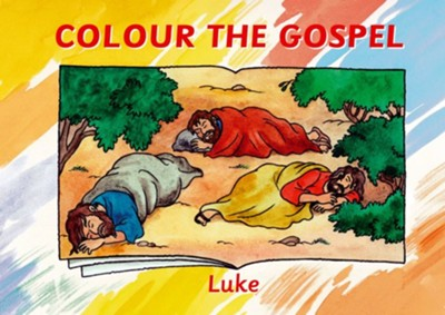 Colour the Gospel: Luke  -     By: Carine MacKenzie