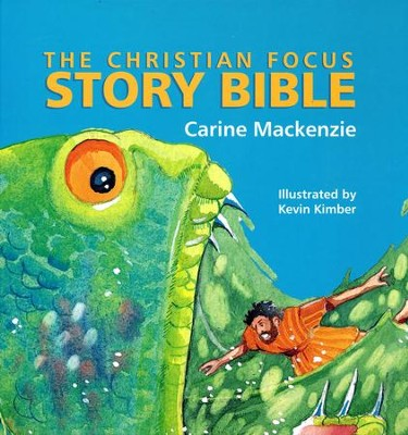 Christian Focus Story Bible  -     By: Carine MacKenzie