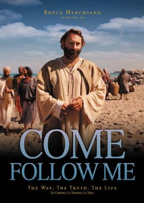 Come Follow Me: The Ultimate Journey, DVD   -