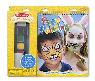 Craft and Create, Face Painting  -