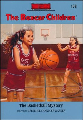 The Basketball Mystery  -     By: Gertrude Chandler Warner     Illustrated By: Charles Tang