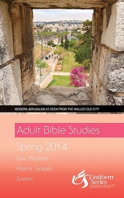 Adult Bible Studies Spring 2014 Student - eBook  -     By: Kevin Baker