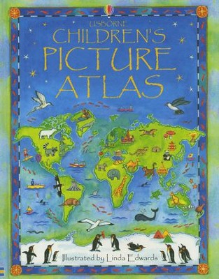 Children's Picture Atlas  -     By: Ruth Brocklehurst, Linda Edwards