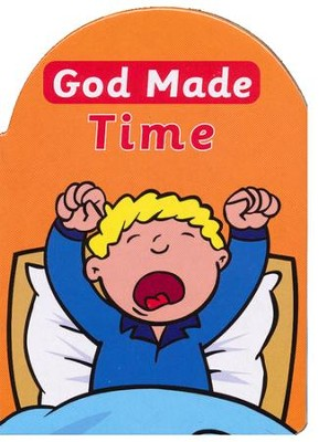 God Made Time  -     By: Catherine Mackenzie