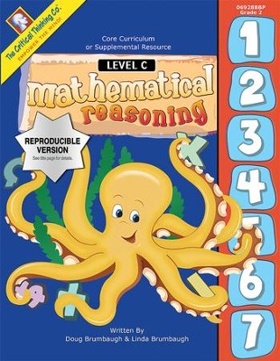 Mathematical Reasoning, Level C, Grade 2   -