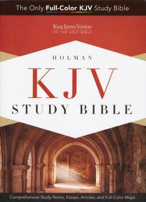 KJV Study Bible - eBook  -