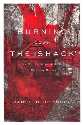 Burning Down The Shack    -     By: James B. De Young