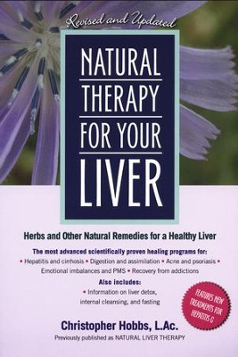 Natural Therapy for your Liver - eBook  -     By: Christopher Hobbs