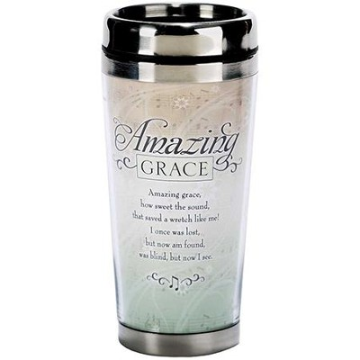 Amazing Grace Travel Mug  -