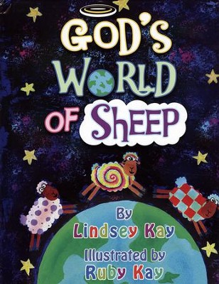 God's World of Sheep   -     By: Lindsey Kay