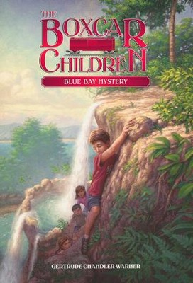 Blue Bay Mystery  -     By: Gertrude Chandler Warner     Illustrated By: Dirk Gringhuis