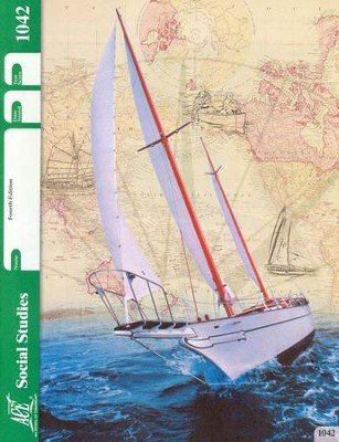 Social Studies PACE 1042, Grade 4 (4th Edition)  -
