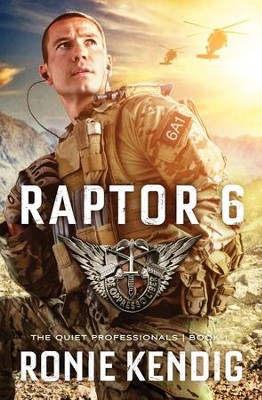 Raptor 6 - eBook  -     By: Ronie Kendig