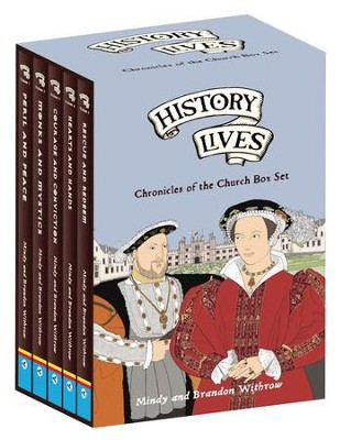 History Lives Box Set  -     By: Mindy Withrow, Brandon Withrow