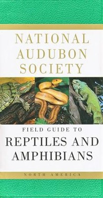 National Audubon Society Field Guide to North American Reptiles and Amphibians  -     By: John L. Behler, F. Wayne King