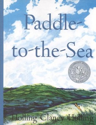 Paddle-to-the-Sea, Hardcover   -     By: Holling Clancy Holling