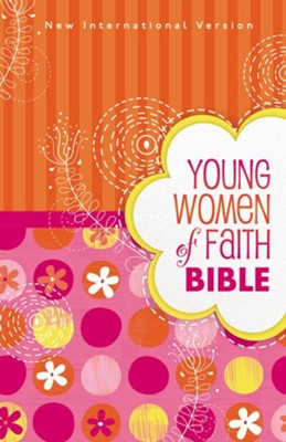 Young Women of Faith Bible, NIV / Revised - eBook  -     By: Zondervan