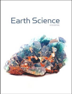 BJU Press Earth Science Student Text (5th Edition)  -