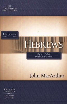 Hebrews, John MacArthur Study Guides  - Slightly Imperfect  -