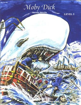 Moby Dick, Grade 5   -     By: Herman Melville