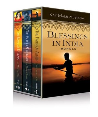 Blessings in India - eBook  -     By: Kay Marshall Strom